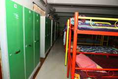 Royal International School CBSE Hostel Lockers