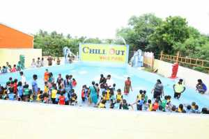 Trip to Chill Out Water Theme Park 2019