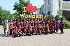 Trip To Hyderabad 2019 - in Wonderla