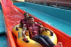 Trip To Hyderabad 2019 - in Wonderla Water Games